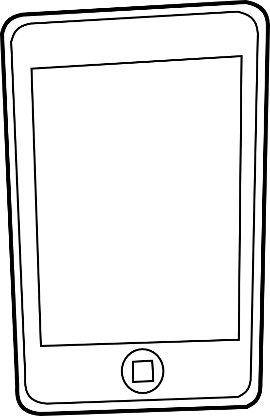 cell phone coloring pages my phone is coloring page twisty noodle cell phone pages coloring