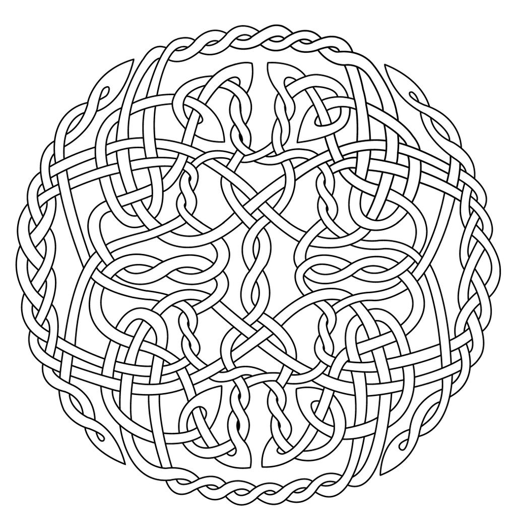 celtic coloring page adult coloring pages celtic knots coloring home page celtic coloring