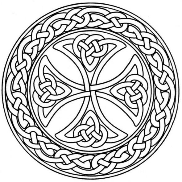 celtic coloring page free printable celtic coloring pages for adults coloring page celtic coloring