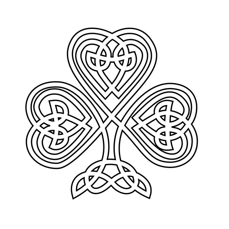 celtic coloring page wordsmithing 7 sentence sunday perfect for st patrick39s day celtic page coloring