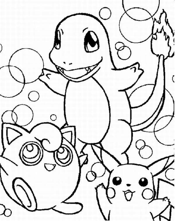 charmander coloring page free coloring pages coloring page charmander