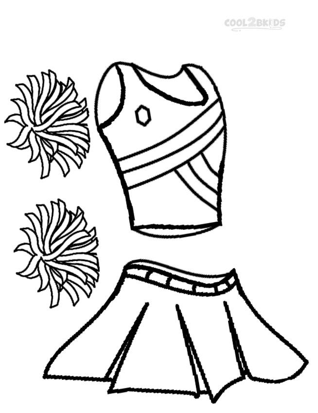 cheerleading coloring sheets free printable cheerleading coloring pages for kids coloring cheerleading sheets