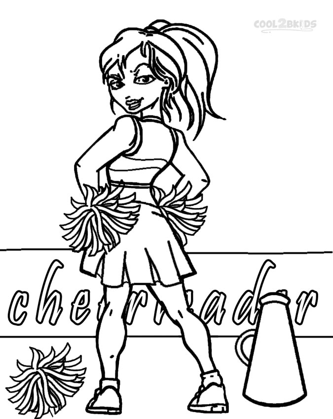 cheerleading coloring sheets nicole39s free coloring pages cheerleading coloring pages coloring sheets cheerleading