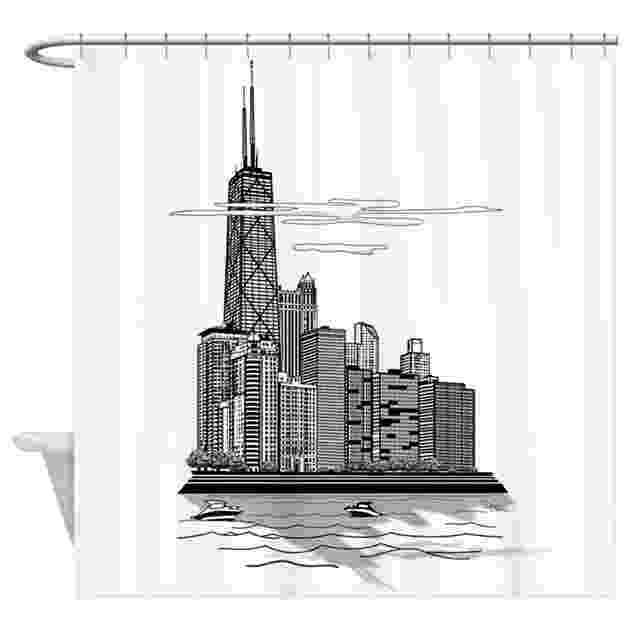 chicago skyline coloring page chicago skyline outline stock images royalty free images chicago coloring page skyline