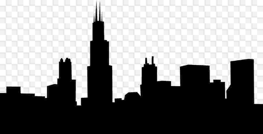 chicago skyline coloring page city skyline coloring pages new york skyline stencil page chicago coloring skyline