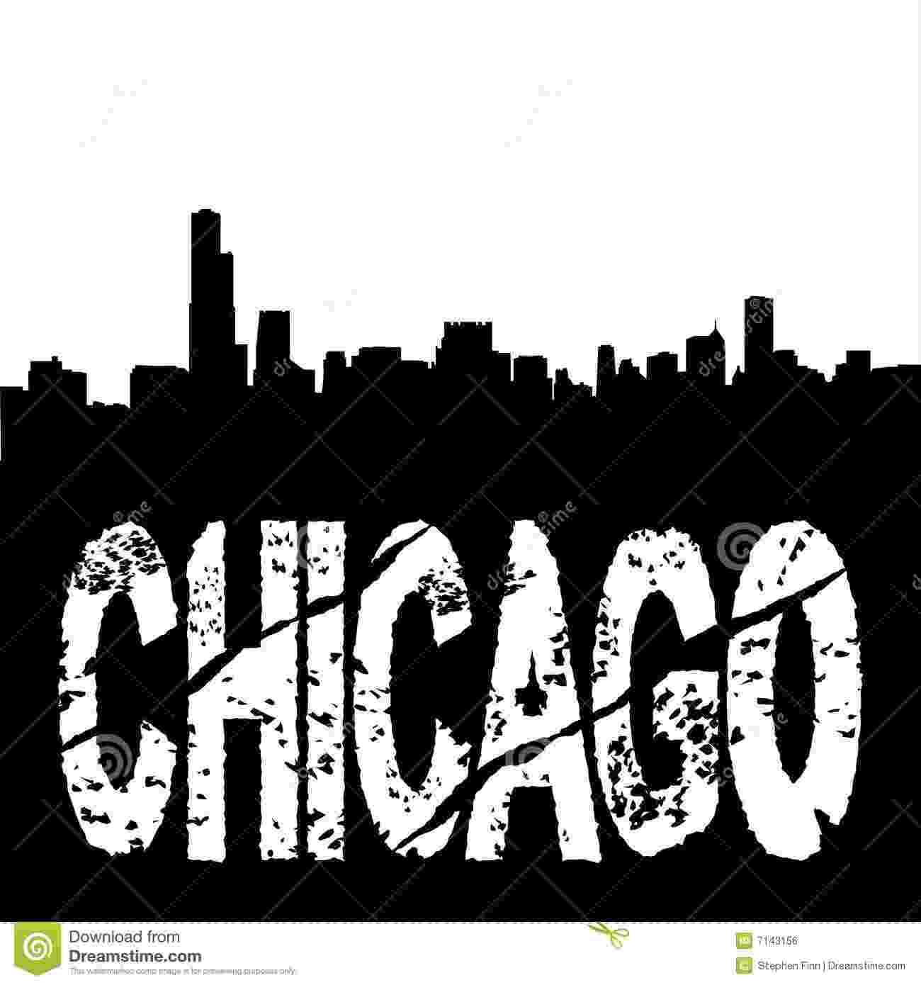 chicago skyline coloring page city skyline coloring sheet skyline chicago page coloring