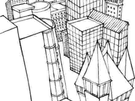 chicago skyline coloring page skyline coloring pages at getcoloringscom free coloring chicago page skyline