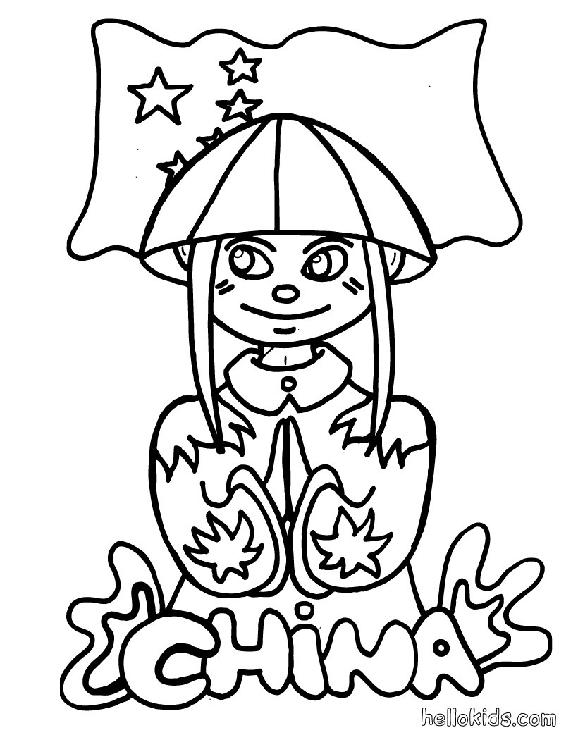 china coloring page china coloring pages hellokidscom page coloring china