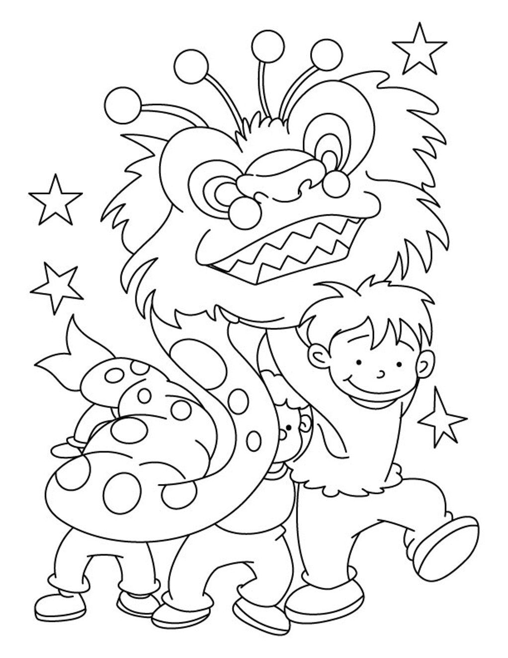 chinese dragon colouring page netart 1 place for coloring for kids part 6 colouring dragon chinese page