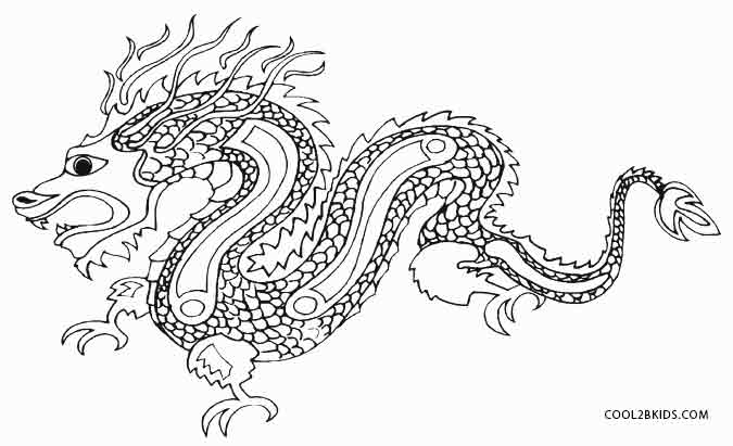 chinese dragon colouring page printable dragon coloring pages for kids cool2bkids dragon page chinese colouring