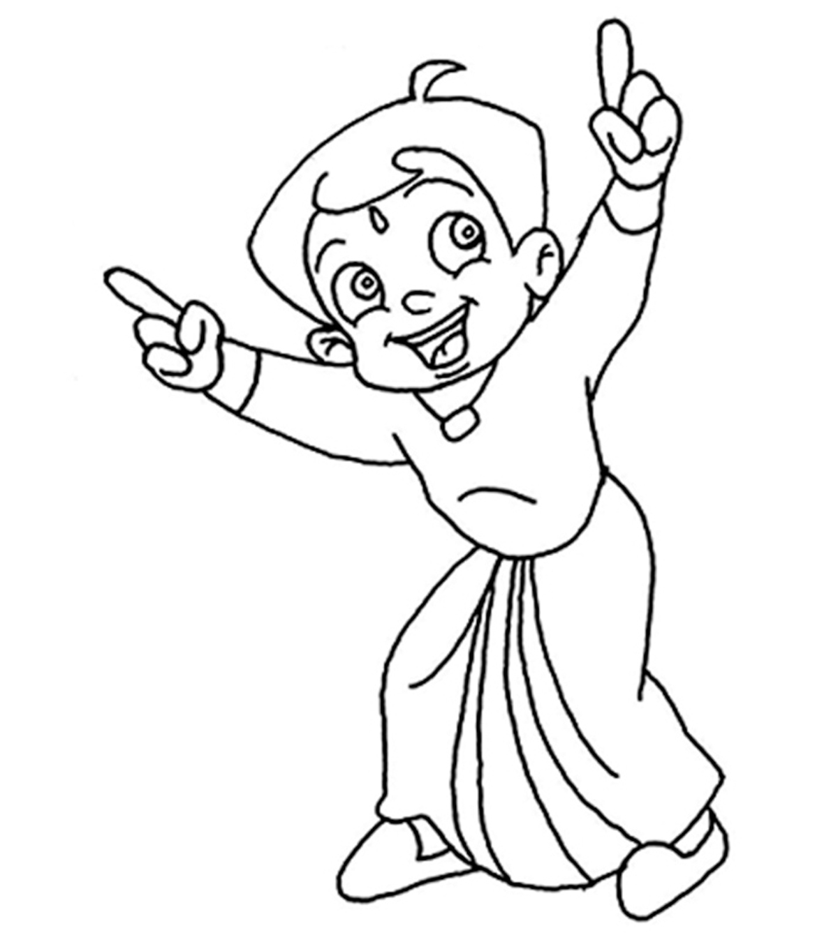 chotta bheem pictures chota bheem coloring pages bheem pictures chotta