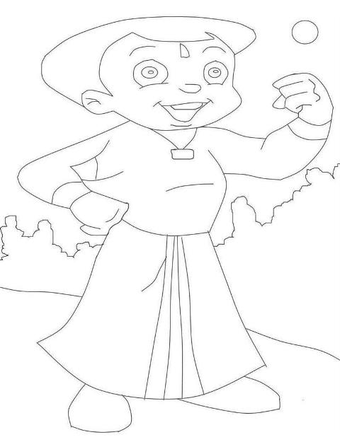 chotta bheem pictures chota bheem coloring pages chotta pictures bheem