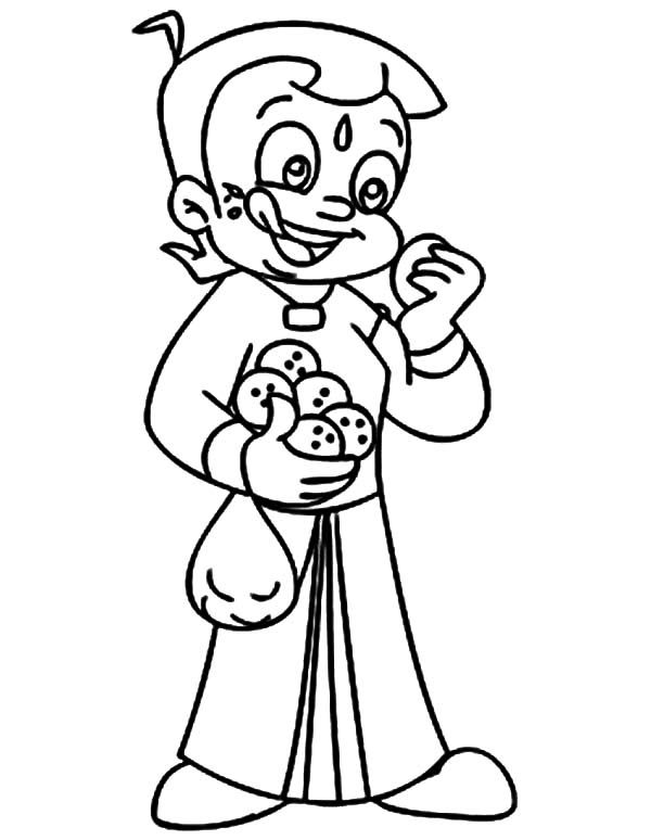chotta bheem pictures chota bheem coloring pages pictures chotta bheem 1 2
