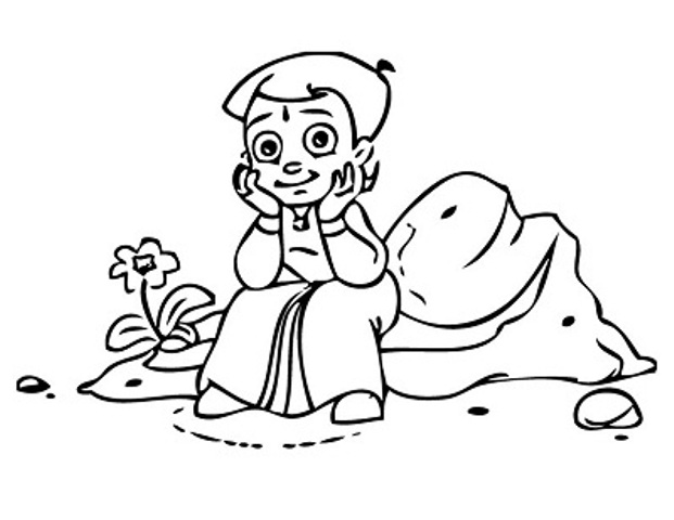 chotta bheem pictures top 25 free printable chota bheem coloring pages online bheem chotta pictures