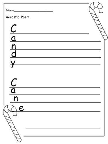 christmas acrostic poem printable free printable christmas writing templates to encourage christmas poem printable acrostic