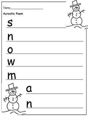 christmas acrostic poem printable free printable christmas writing templates to encourage poem christmas acrostic printable