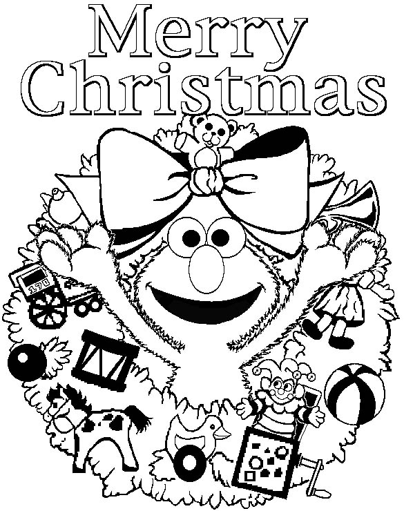 christmas coloring book pages elmo christmas printable coloring pages free printable coloring christmas book pages
