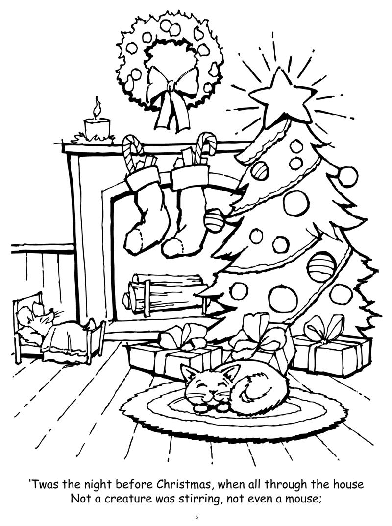 christmas coloring book pages ongarainenglish christmas coloring sheets coloring pages book christmas