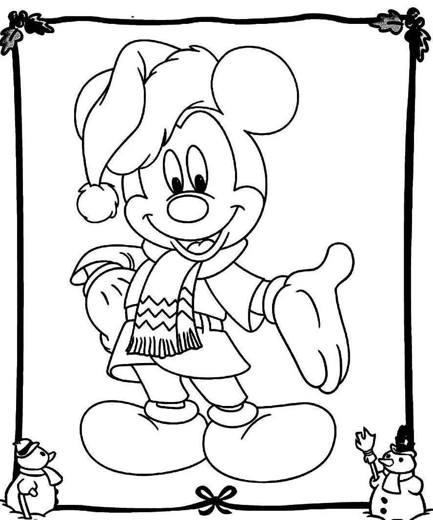 christmas coloring page free disney christmas printable coloring pages for kids honey lime christmas coloring page