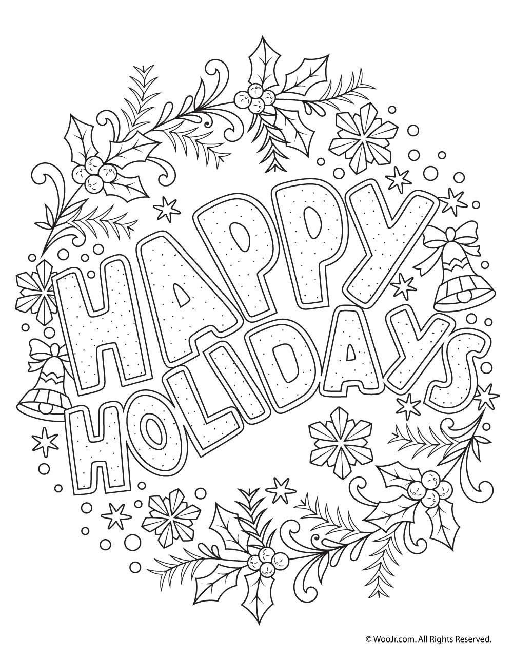 christmas coloring pages for adults free adult coloring pages seasonal winterchristmas adults christmas coloring pages for free