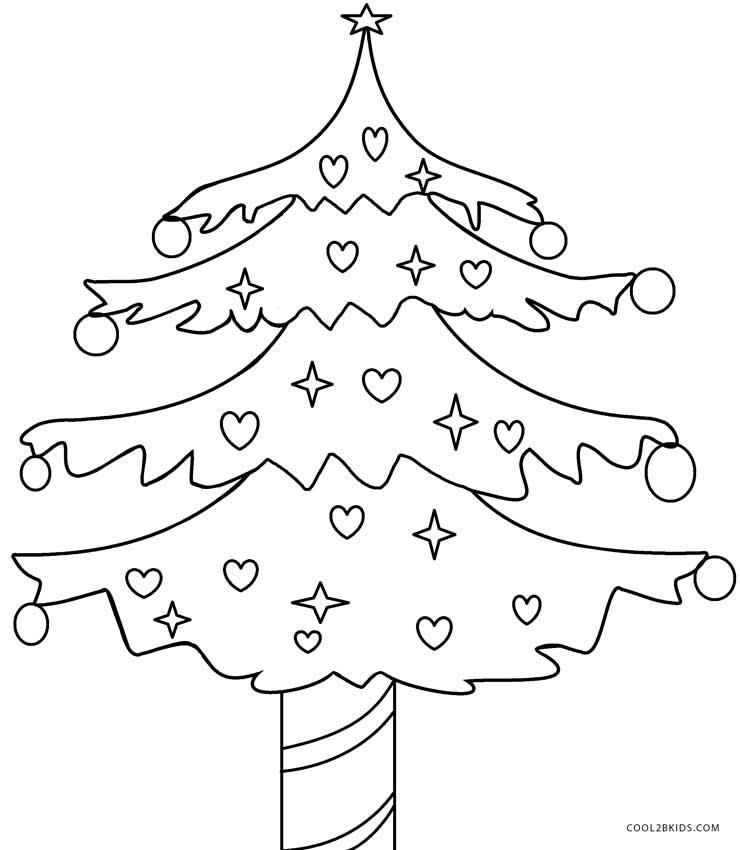 christmas tree coloring page christmas tree coloring pages page tree coloring christmas