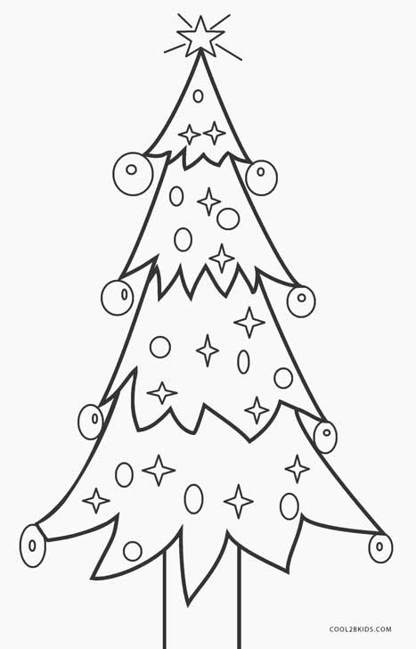 christmas tree coloring page christmas tree with presents coloring page free page tree coloring christmas