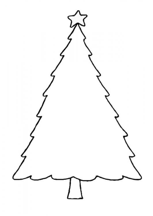 christmas tree coloring page printable christmas tree coloring pages for kids cool2bkids coloring christmas tree page 1 1