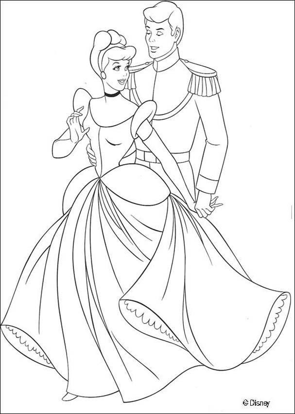 cinderella coloring cinderella coloring page free printable coloring pages cinderella coloring