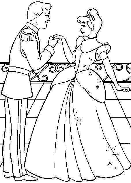 cinderella coloring page cinderella colouring learningenglish esl cinderella coloring page