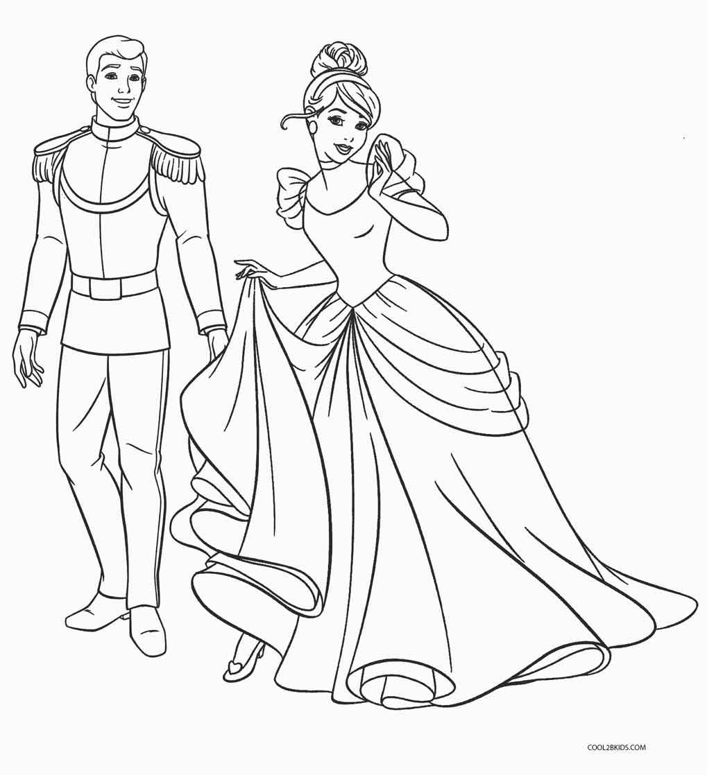cinderella coloring princess cinderella coloring pages ideas cinderella coloring 1 1