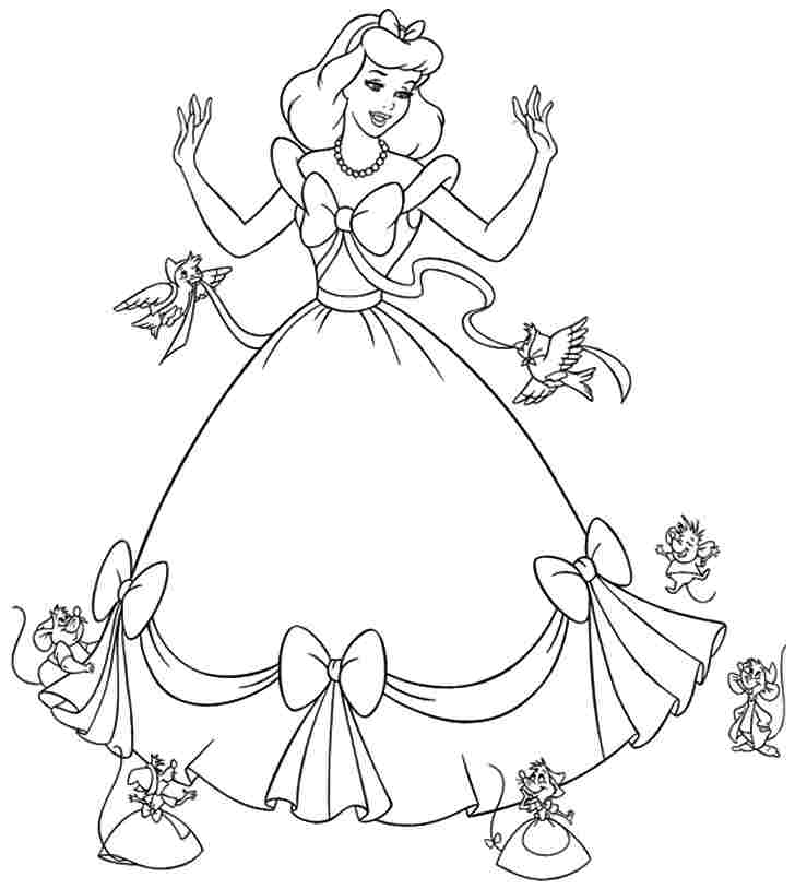 cinderella pictures to print and color disney39s cinderella coloring pages 2 disneyclipscom to cinderella print color pictures and