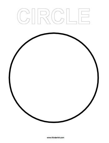 circle coloring page circle coloring page kinderart page coloring circle