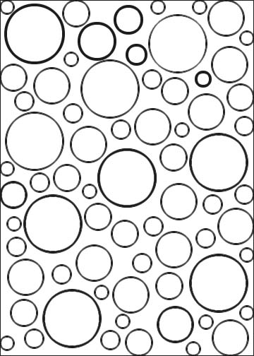 circle coloring page circle coloring pages daalquotدquot da39ra circle دائرة coloring circle page