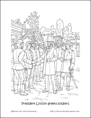 civil war coloring pages 10 best images of free civil war worksheets civil war pages coloring