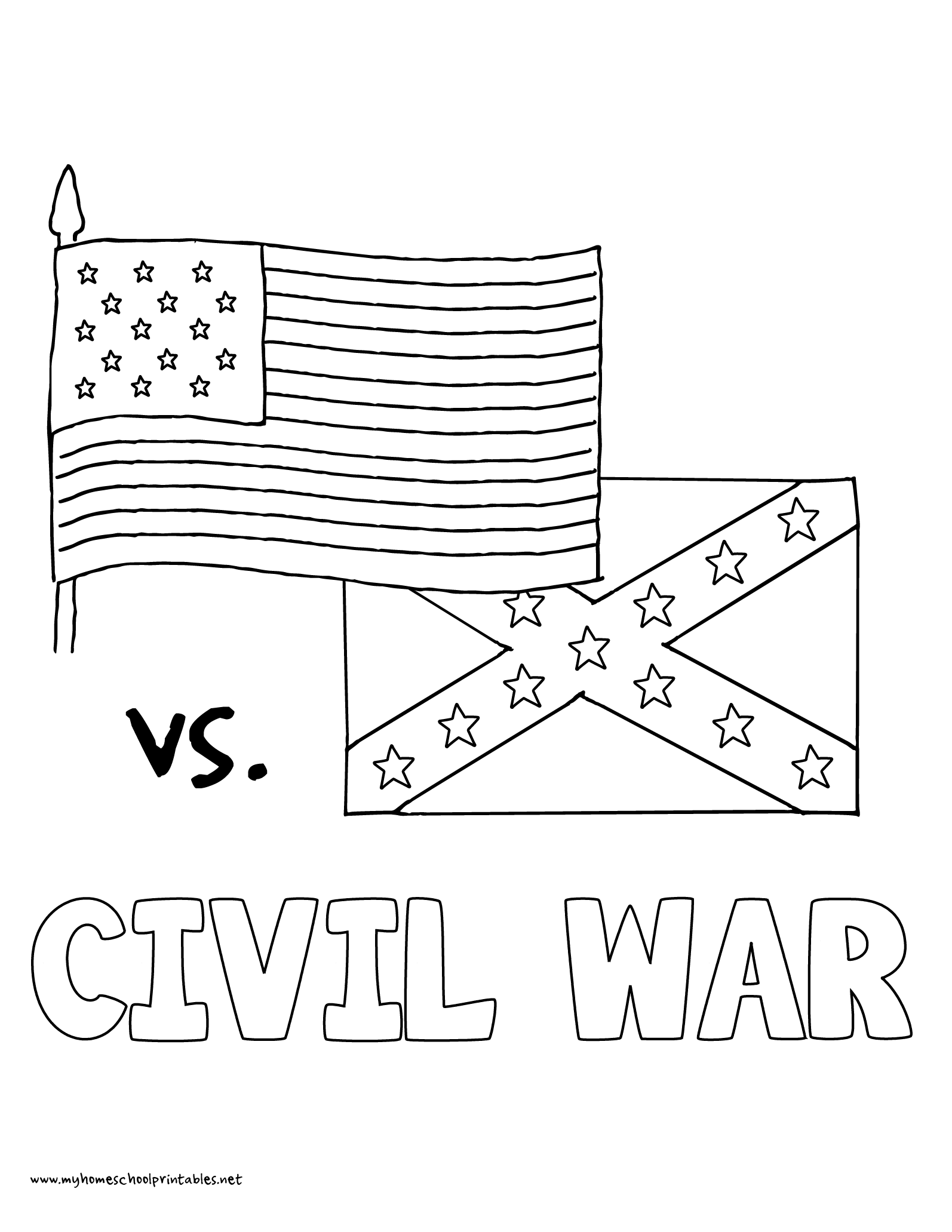 civil war coloring pages my homeschool printables history coloring pages volume 4 coloring civil pages war