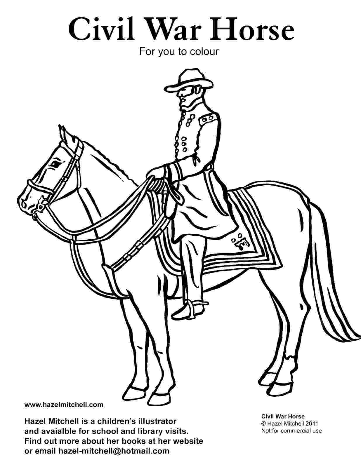 civil war coloring pages usa printables america civil war coloring pages abraham war pages coloring civil