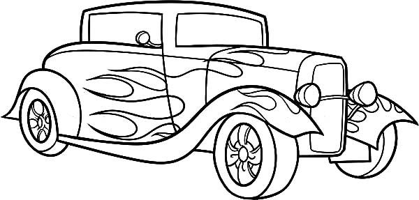 classic car coloring pages classic car coloring pages bestappsforkidscom pages classic coloring car