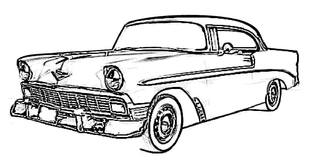 classic car coloring pages classic truck coloring pages coloring pages pages car classic coloring