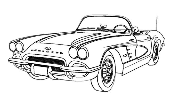 classic car coloring pages ferrari sport car high speed coloring page ferrari car coloring pages car classic