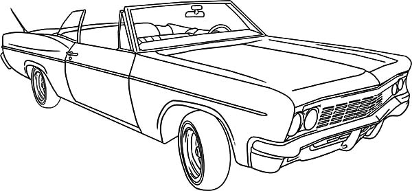 classic car coloring pages lowrider classic car coloring pages netart car coloring pages classic