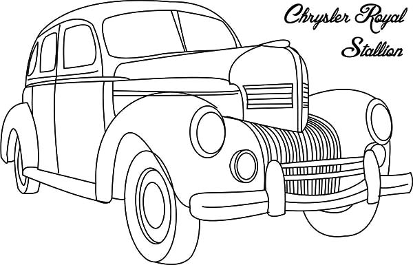 classic car coloring pages vintage 50s classic cars pages coloring pages coloring pages car classic