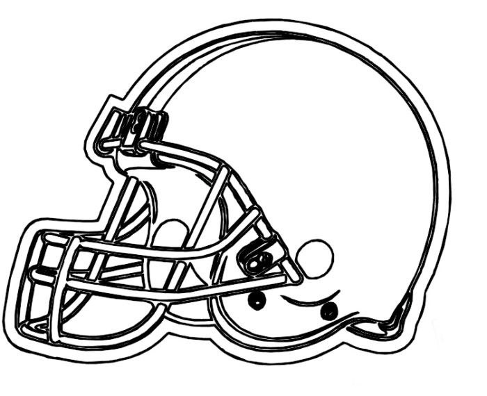 cleveland browns coloring pages cleveland browns helmet coloring page coloring pages pages cleveland coloring browns