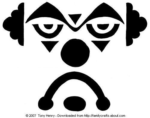 clown stencil printable free printable skull tattoo designs joker skull tattoo stencil printable clown