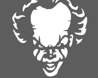 clown stencil printable free stencils skull jester stencil airbrushing tattoo clown printable stencil