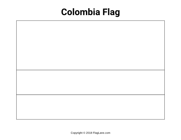 colombia flag coloring page colombia enchantedlearningcom page coloring colombia flag