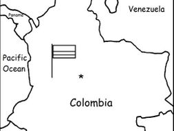 colombia flag coloring page colombia flag coloring country flags page colombia coloring flag
