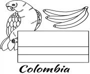 colombia flag coloring page colombia flag coloring page coloring 365 flag colombia coloring page