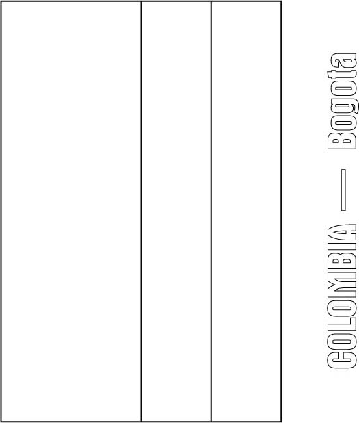 colombia flag coloring page flag color click colombia quiz by scuadrado flag coloring colombia page
