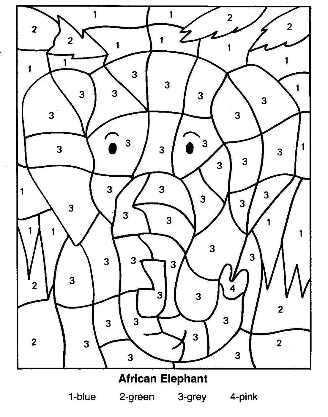 color by number worksheets free color by number worksheets free activity shelter color worksheets by number free