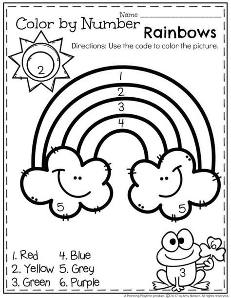 color by number worksheets free farm color by number worksheets color words number worksheets by free color number